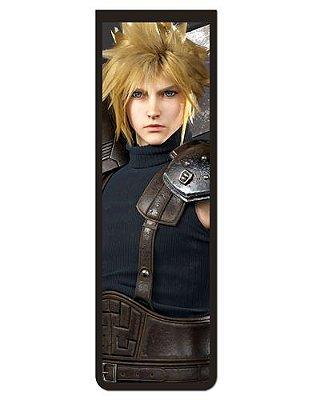 Marcador De Página Magnético Cloud - Final Fantasy - MGA77