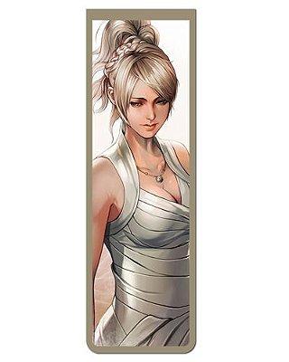 Marcador De Página Magnético Lunafreya - Final Fantasy - MGA82