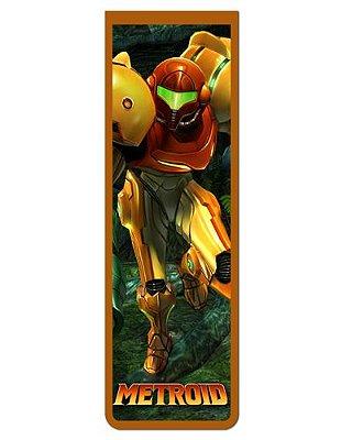 Marcador De Página Magnético Samus Aran - Metroid - MGA95