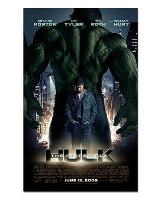 Ímã Decorativo Pôster The Incredible Hulk - IPF65