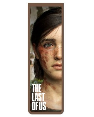 Marcador De Página Magnético Ellie - The Last of Us - MGA100