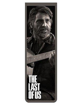 Marcador De Página Magnético Joel - The Last of Us - MGA109