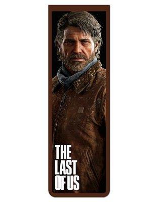 Marcador De Página Magnético Joel - The Last of Us - MGA110