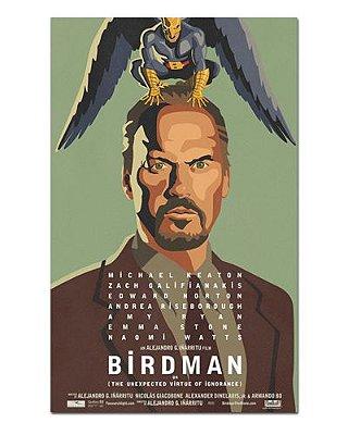 Ímã Decorativo Pôster Birdman - IPF153