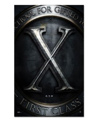 Ímã Decorativo Pôster X-Men Primeira Classe - IPF177