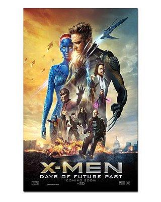 Ímã Decorativo Pôster X-Men Dias de um Futuro Esquecido - IPF178