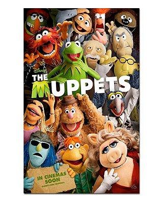 Ímã Decorativo Pôster The Muppets - IPF250