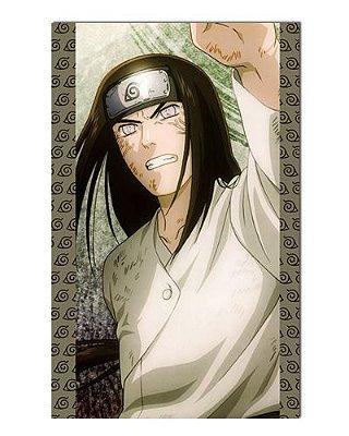 Ímã Decorativo Neji - Naruto - IAN46