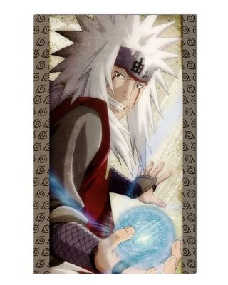 Ímã Decorativo Jiraiya - Naruto - IAN47