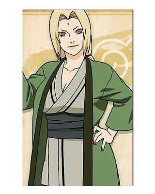 Ímã Decorativo Tsunade - Naruto - IAN61