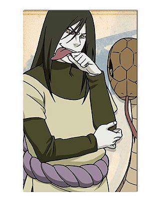 Ímã Decorativo Orochimaru - Naruto - IAN63