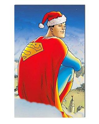 Ímã Decorativo Superman - Natal - INT30