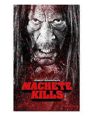 Ímã Decorativo Pôster Machete Kills - IPF265