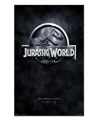 Ímã Decorativo Pôster Jurassic World - IPF298