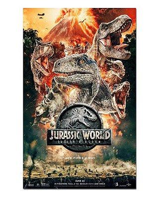 Ímã Decorativo Pôster Jurassic World 2 - IPF281