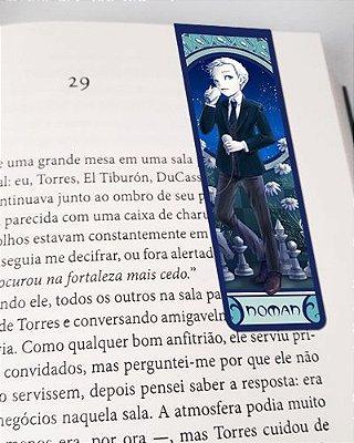 Marcador De Página Magnético Norman - The Promised Neverland - MNI10