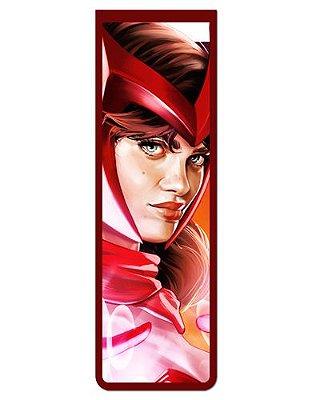 Marcador De Página Magnético Scarlet Witch - X-Men - MMA242