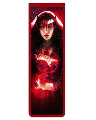 Marcador De Página Magnético Scarlet Witch - X-Men - MMA244