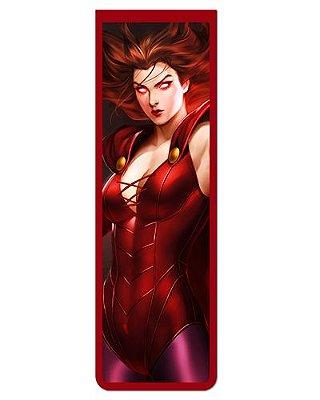 Marcador De Página Magnético Scarlet Witch - X-Men - MMA245