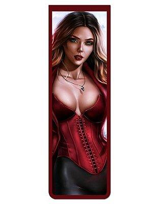 Marcador De Página Magnético Scarlet Witch - X-Men - MMA246