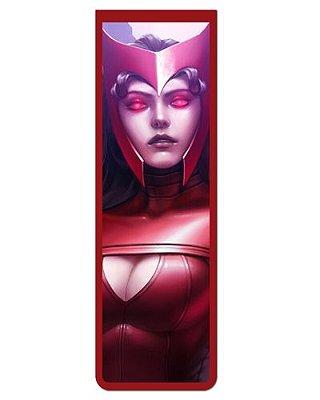 Marcador De Página Magnético Scarlet Witch - X-Men - MMA249