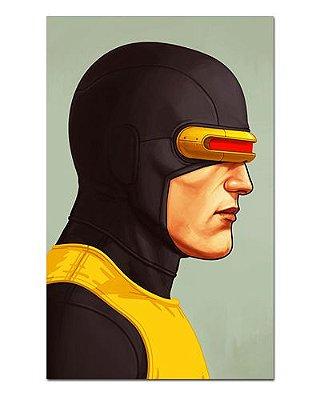 Ímã Decorativo Ciclope - X-Men - IQM123