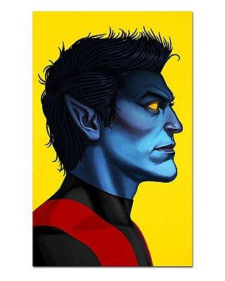 Ímã Decorativo Noturno - X-Men - IQM127