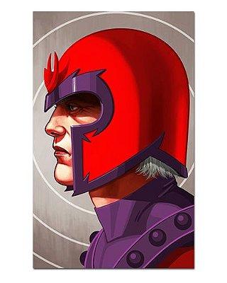 Ímã Decorativo Magneto - X-Men - IQM131
