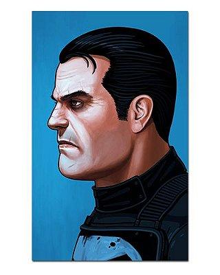 Ímã Decorativo Justiceiro - Marvel Comics - IQM153
