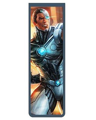 Marcador De Página Magnético Cyborg - DC Comics - MDC339