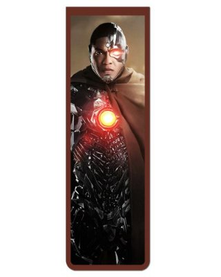 Marcador De Página Magnético Cyborg - DC Comics - MDC340