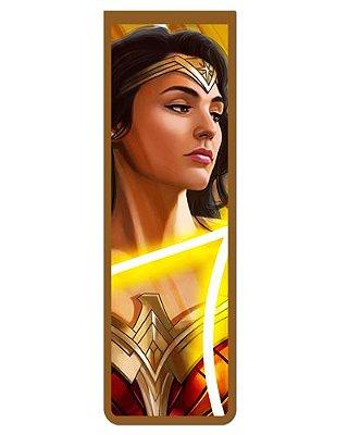 Marcador De Página Magnético Wonder Woman - MDC356
