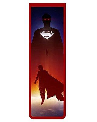 Marcador De Página Magnético Superman - MDC361