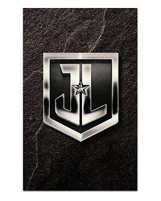 Ímã Decorativo Justice League - DC Comics - IQD118