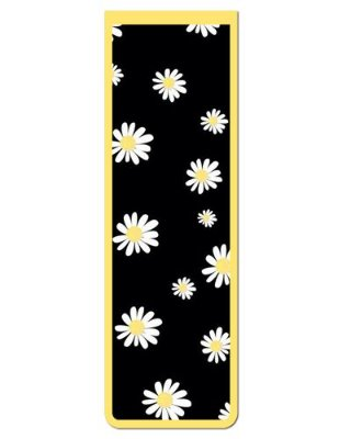 Marcador De Página Magnético Flores - Cute - MFE88