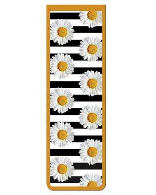 Marcador De Página Magnético Flores - Cute - MFE90