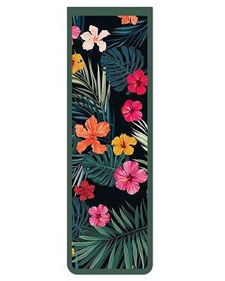 Marcador De Página Magnético Flores - Cute - MFE91