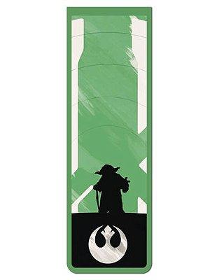 Marcador De Página Magnético Yoda - Star Wars - MFI309