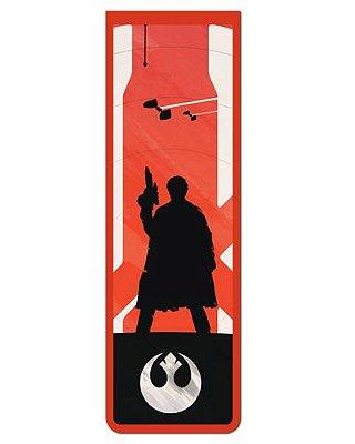 Marcador De Página Magnético Lando Calrissian - Star Wars - MFI319