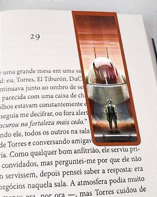 Marcador De Página Magnético Boba Fett - Star Wars - MFI323