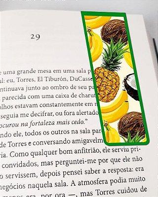 Marcador De Página Magnético Tropical - Gourmet - MFE104