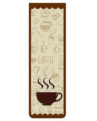 Marcador De Página Magnético Café - Gourmet - MFE115