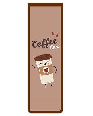 Marcador De Página Magnético Café - Gourmet - MFE116