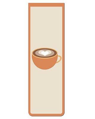 Marcador De Página Magnético Café - Gourmet - MFE117