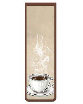 Marcador De Página Magnético Café - Gourmet - MFE120