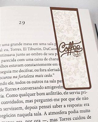 Marcador De Página Magnético Café - Gourmet - MFE121