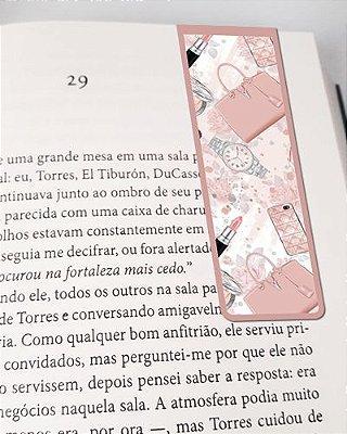 Marcador De Página Magnético Fashion - Cute - MFE153