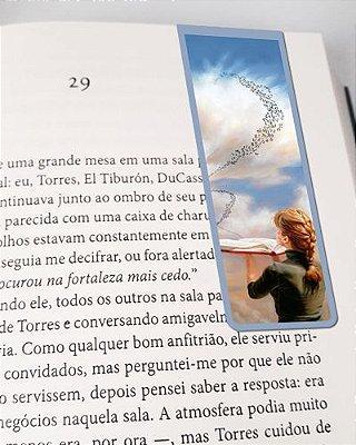 Marcador De Página Magnético Livro - MLI13
