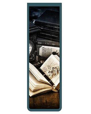 Marcador De Página Magnético Livro - MLI19