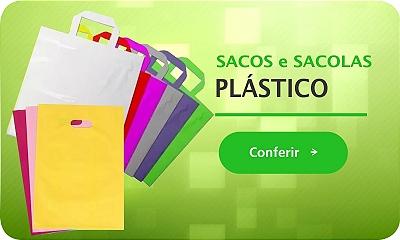 Banner Sacos e Sacolas de Plastico